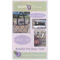 Boxy Tote Bag Pattern