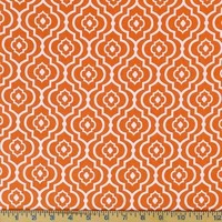 Dena Designs, Sundara Oasis, Meena, Orange Fabric