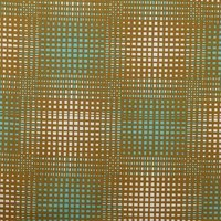 Joel Dewberry, Modernist, Vignette, Turquoise Fabric