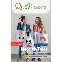 Magotes Totes Pattern - Quilt Cadets