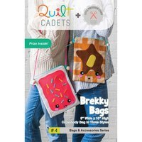 Brekky Bags Pattern - Quilt Cadets