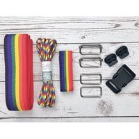 Braveheart Backpack Hardware Kit