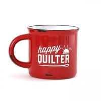 Happy Quilter Camp Mug