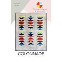 Colonnade Quilt Pattern