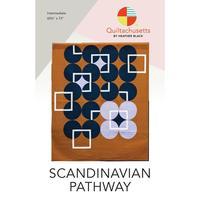 Scandinavian Pathway Quilt Pattern