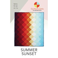 Summer Sunset Quilt Pattern