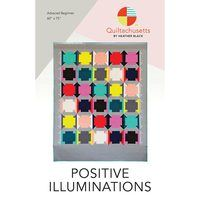 Positive Illuminations Quilt Pattern