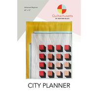 City Planner Quilt Pattern