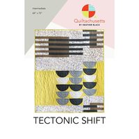 Tectonic Shift Quilt Pattern