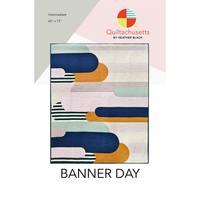 Banner Day Quilt Pattern