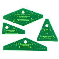 CutRite, Slit 'N Sew Diamond Templates