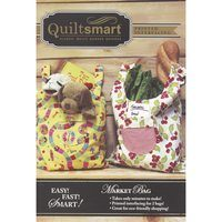 Quiltsmart Market Bag Pattern Kit