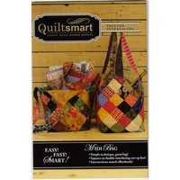 Quiltsmart Midi Bag Pattern Kit