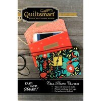 Quiltsmart Cell Phone Clutch Pattern Kit