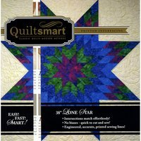 Quiltsmart 38in Lone Star Snuggler Pattern