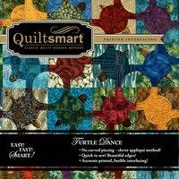 Quiltsmart Turtle Dance Snuggler Pattern