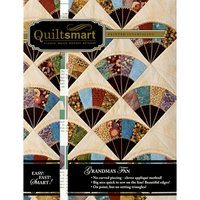 Quiltsmart Grandma's Fan Pattern Kit