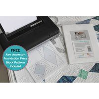 Quilters Select Print & Piece Sheets - 25pk - 8.5inx11in