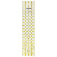 "Omnigrid, 4"" x 18"" Mini Grid Ruler"