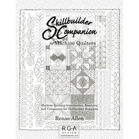 Skillbuilder Companion Book for Machine Quilters