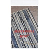 Jelly-Roll Rug II Pattern, R.J. Designs