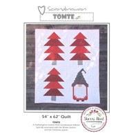 Scandinavian Tomte Christmas Quilt Pattern
