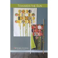 Towards the Sun Quilt Pattern