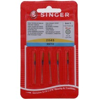 Ball Point Needles, Singer Type 2045 (5pk)