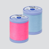 Coats & Clark Dual Duty XP Fine Thread (22 Colors Available) (225yds)