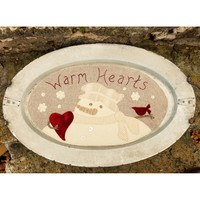Warm Hearts Pattern, Sew Cherished