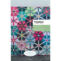 Topsy Quilt Pattern