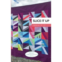 Slice it Up Quilt Pattern