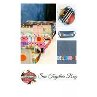 Sew Together Bag Pattern, Sew Demented