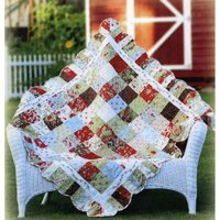 Holiday Charm Quilt Pattern
