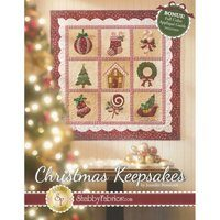 Christmas Keepsakes Wall Hanging Pattern