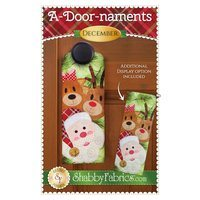 A-Door-Nament Door Hanger Patterns