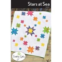 Stars At Sea Quilt Pattern