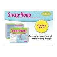 """Oval Magnetic Snap Hoop 5-5/8""""x 10"""""""