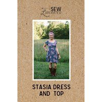 Stasia Dress Pattern, Sew Liberated