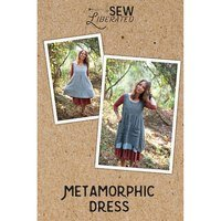 Metamorphic Reversible Dress Pattern, Sew Liberated