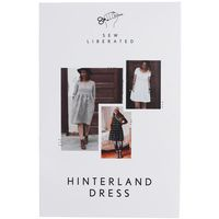 Hinterland Dress Pattern, Sew Liberated