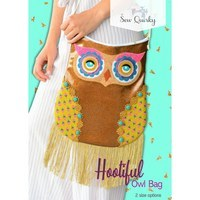 Sew Quirky, Hootiful Owl Bag Pattern