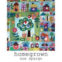 Sue Spargo, Homegrown Quilt Book