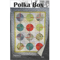 Polka Box Quilt Pattern