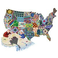 Jigsaw Puzzle, An American Quilt