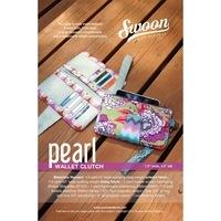 Swoon, Pearl Wallet Clutch Pattern