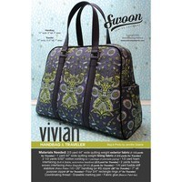 Swoon, Vivian Handbag & Traveler Pattern