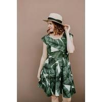 Sweet Summertime Peplum and Dress Pattern
