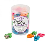 Tulip Clips (60pk), Gypsy Quilter