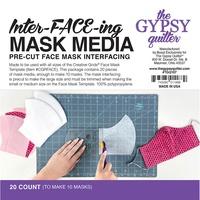 Inter-FACE-ing Mask Media 20ct